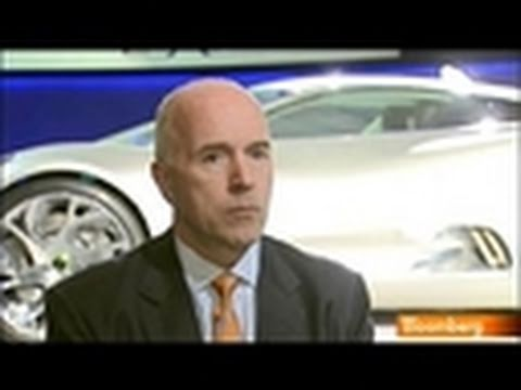 Forster Says China Is No.1 Growth Market for Jaguar