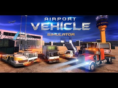 Airport Vehicle Simulator APK Cover