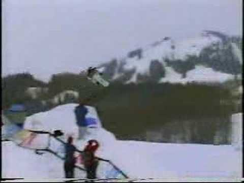 Peter Line Snowboard Mix Video