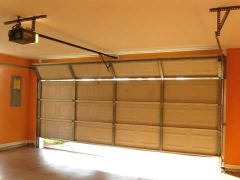 liftmaster 1 3 hp garage door opener youtube