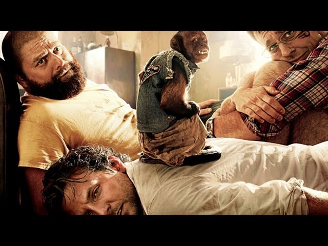 Hangover 3 Official Trailer: NMA Style