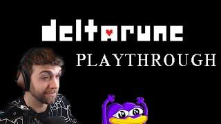 Deltarune (Complete Playthrough + Hidden Boss)