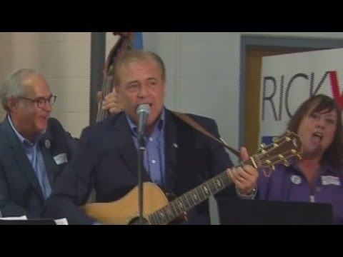 South Dakota race has songs, poetry, and politics