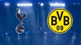 Champions League Achtelfinal: Tottenham Hotspur vs Borussia Dortmund