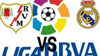 Real Madrid vs Rayo Vallecano 5-1 COPE