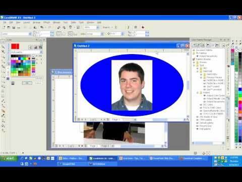 Corel Draw ® Tips, Tricks, and Shortcuts