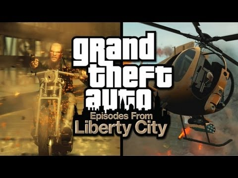 Grand Theft Auto IV Episodes - All Trailers