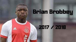 Brian Brobbey - Goals & Assists - 2017/2018