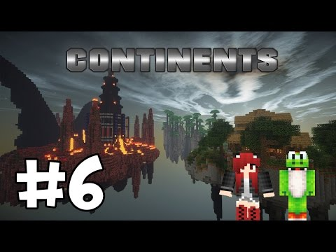 LA ASESINA DE SEL | Minecraft CONTINENTS 6