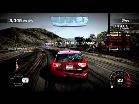 Need for Speed Hot Pursuit - Cheats