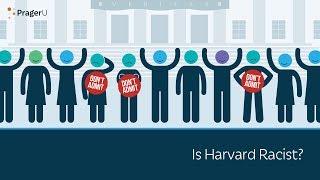 Is Harvard Racist?