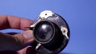 Using Old Brass Lenses for Video
