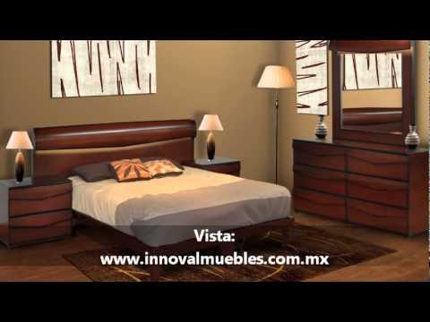 Rec maras modernas recamaras recamaras contemporaneas for Recamaras de madera df