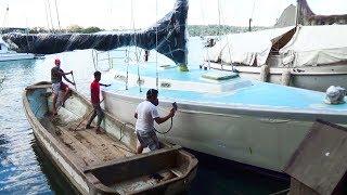 Our Sailboat gets a MAKEOVER!  — Sailing Uma [Step 115]