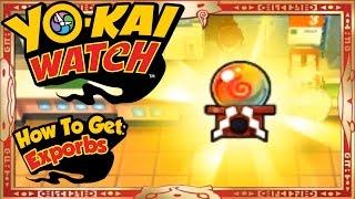 Yo-Kai Watch - How To Get Infinite Holy Exporbs EASY! [Tips & Tricks]