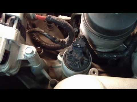 6.0L Ford PowerStroke Egr Valve Removal P1335 P0401 P0402 P0404