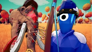 THE CYCLOPS ARCHER - Totally Accurate Battle Simulator (TABS)