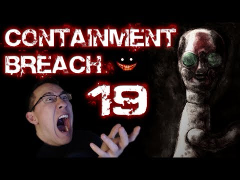 SCP Containment Breach | Part 19 | BIGGEST SCARE EVER