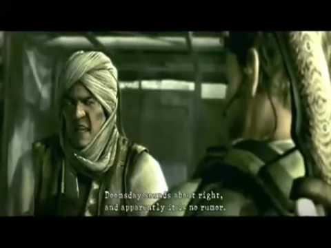 Resident Evil 5 พากย์ไทย
