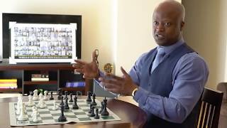 How to start playing chess. With Maurice Ashley (interview)