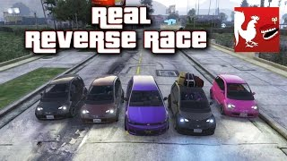 Things to do in GTA V - Real Reverse Race