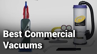 10 Best Commercial Vacuums for Home Use or Worksites 2019 - Do Not Buy Vacuum Before Watching Review