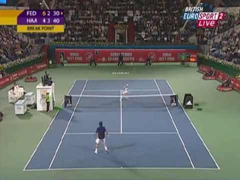 Golden age of Roger Federer Hots Shots & Highlights 2007