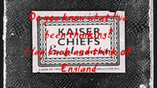Watch Kaiser Chiefs Born To Be A Dancer video