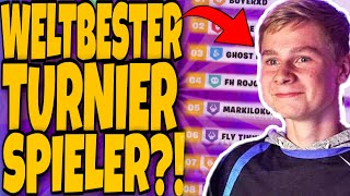 🏆😨 DER WELTBESTE TURNIER SPIELER ?!! - Mitro | Fortnite Battle Royale