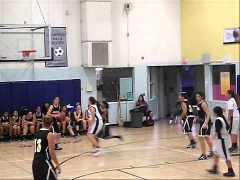 Rita Fiorenza Highlights: 2012-2013 San Pedro High Girls Basketball