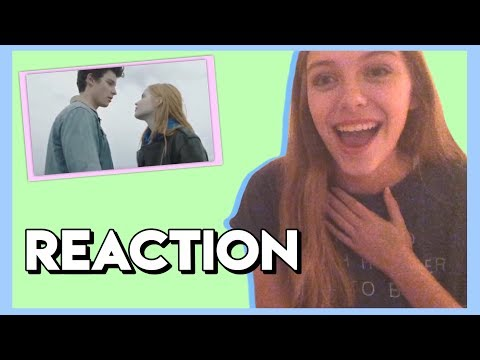 Shawn Mendes - There's Nothing Holding Me Back Music Video REACTION