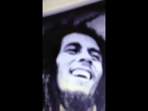 Damon 1st Practice Bob Marley Song Don't Worry Be Happy video