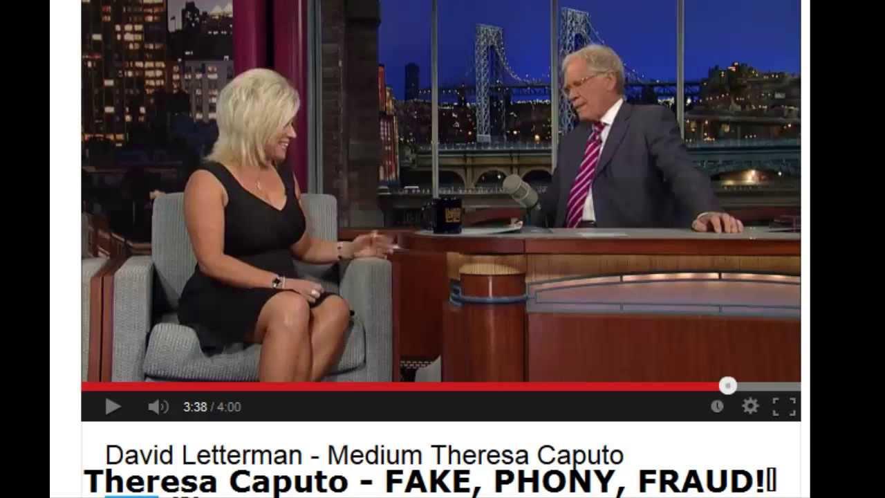 Long Island Medium Tv Show Fake