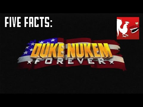 Five Facts - Duke Nukem Forever