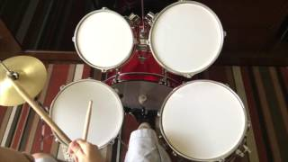 Drum cover Bruno Mars - 24k Magic ( free loop download link )