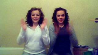 Holly and Laurie Big fish Litle Fish Messed up :L x