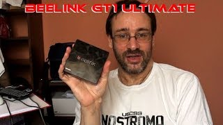 beelink GT1 Ultimate Android TV Box -  System Review