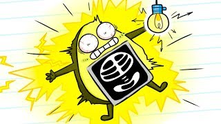 Shock! Avocado Is Alive - Cartoons
