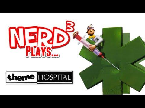 Nerd ³ Plays... Theme Hospital