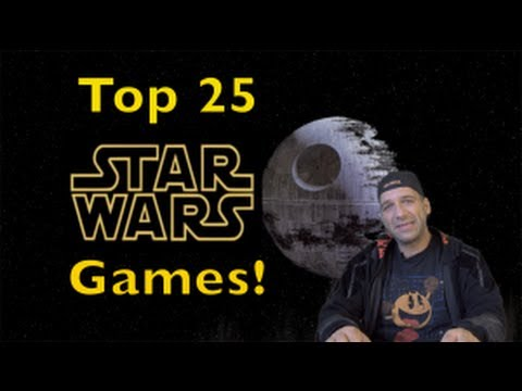 Top 25 Star Wars Video Games-Gamester81