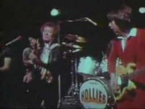 The Hollies - Long Cool Woman In A Black Dress