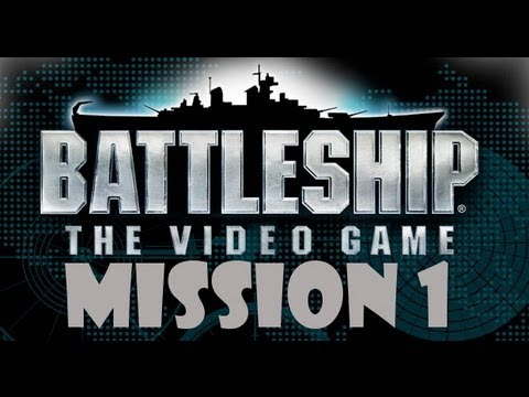 Battleship: Mission 1 Gameplay (PS3 Xbox 360)
