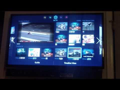 Samsung UN40F5500 Slim LED 1080p 40 Smart TV led flatscreen