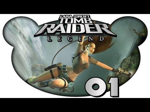Let's Play Tomb Raider: Legend (German) #01 - Die Legende lebt