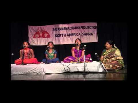 Sapna 25th Anniversary: Local Talent: Students Of Minoo Karthik: jo Achyutananda (reprise) video