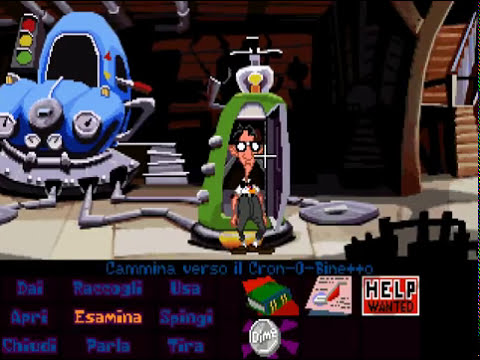 Day of the tentacle (ITA) - (01/10)
