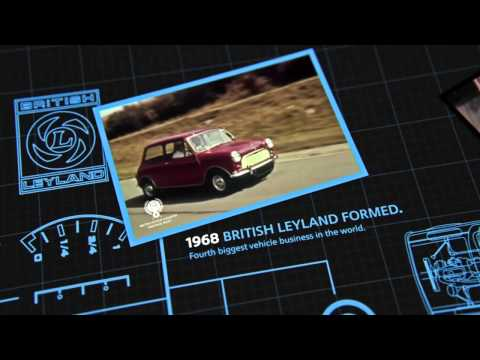 100 years of car making in Oxford