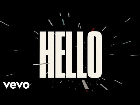 Karmin - Hello (lyric Video) video