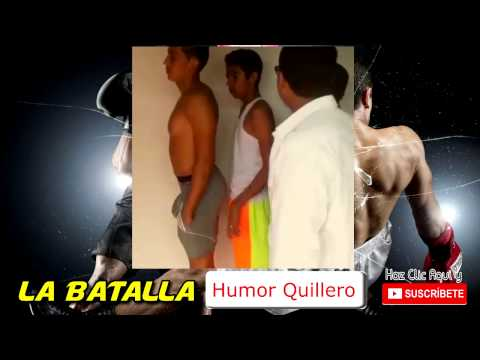 BATALLA 1  JUANDA CARIBE VS HUMOR QUILLERO