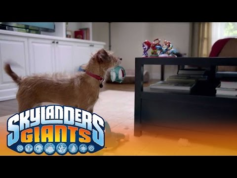 Obey TV Trailer: Official Skylanders Giants